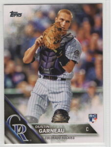2016-Topps-Mini-Baseball-Colorado-Rockies-Team-Set-21-cards