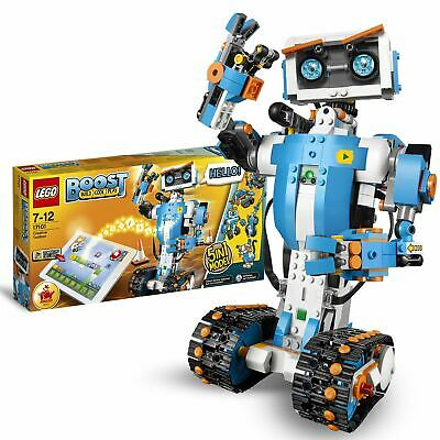 LEGO Boost Creative Toolbox Robot Coding Robotics Kit 17101