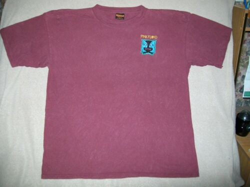 1994 PINK FLOYD DIVISION BELL TOUR EMBROIDERED L T