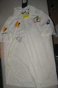 Steve-Smith-Australian-Test-Captain-signed-2014-15-Test-Match-Shirt-COA