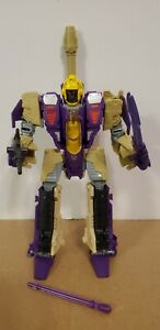 Transformers Generations Thrilling 30 Voyager Class Blitzwing Complete