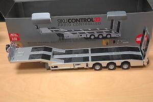 Siku-control32-6723-ELETTRONICO-3-Assi-Semirimorchio-RC-Modello-2-4-GHz-NUOVO