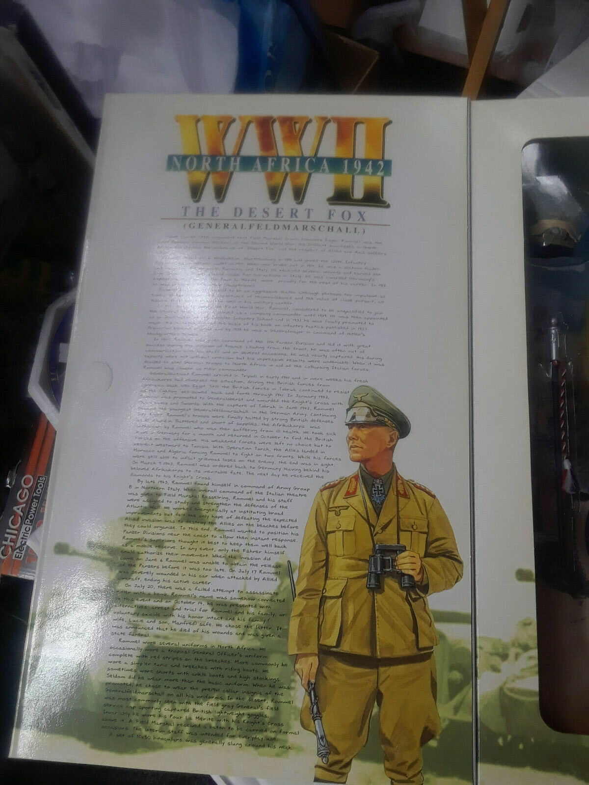 Dragon Rommel  Desert Fox   1 6 cifra  la vostra soddisfazione è il nostro obiettivo