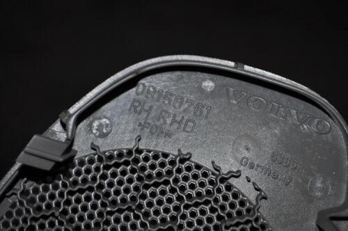 VOLVO C70 S70 V70 XC70 Controlador de panel de control//lado derecho Parrilla del altavoz 09150761