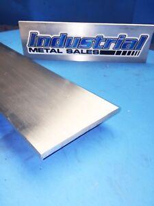 """1-1//4/"""" x 4/"""" 6061 Aluminum Flat Bar 36/"""" Long!"""
