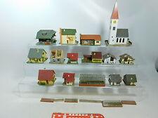 AT943-3# 14x Faller H0 etc. Modelle: B-238 Kirche+249 EFH+Neubau etc
