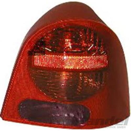 Queue lumière droite renault twingo I c06 09//1998-09//2004 clignotant couleur rouge