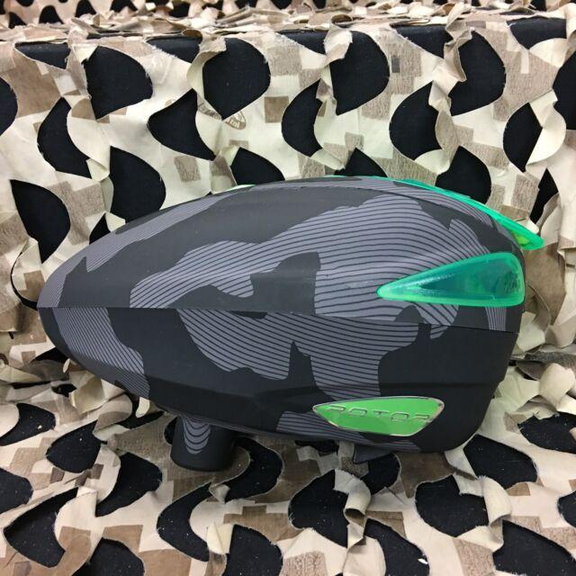 Bomber Steel Dye Rotor Electronic Paintball Hoppers