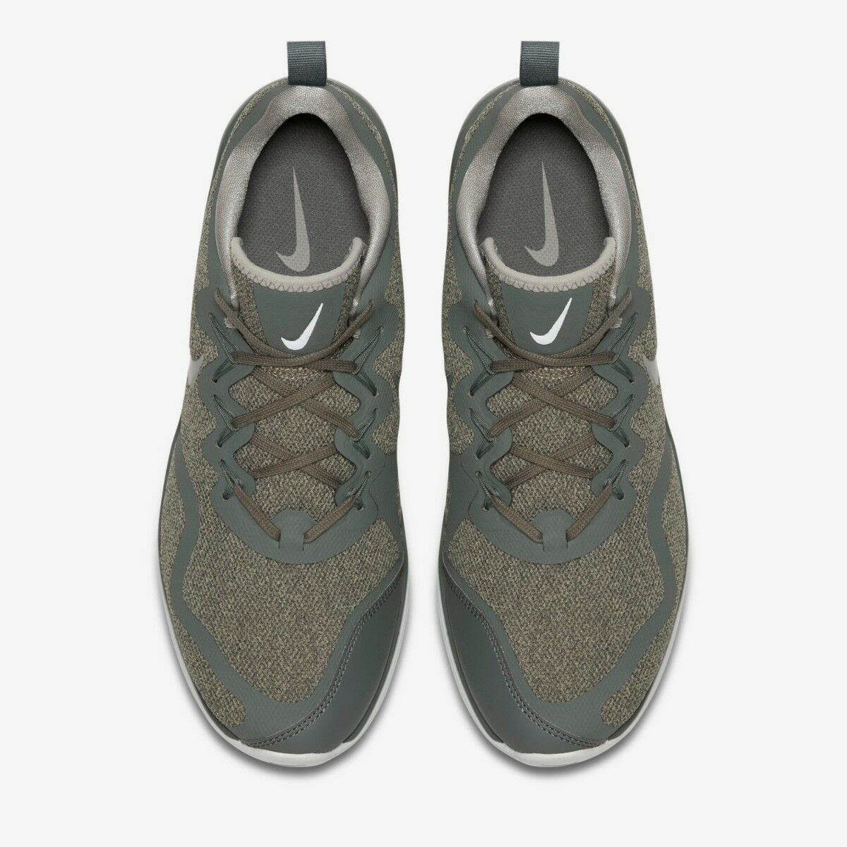 Nike 7 Air Max Fourrure Course Hommes Baskets River Rock 7 Nike - 11 Neuf 33a8d7