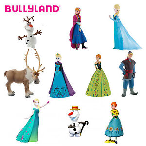 Disney Frozen Bullyland Figures Choice Of 10 Figures
