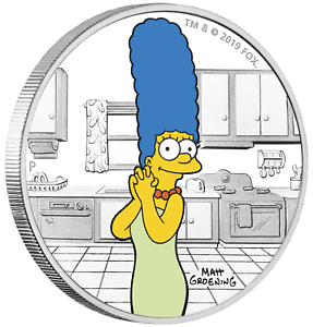 IN-STOCK-2019-The-Simpsons-Marge-Simpson-1oz-1-Silver-99-99-Dollar-Proof-Coin