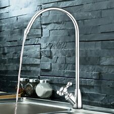 1/4'' Reverse Osmosis Kitchen Chrome Plated Finished RO Water Filter Faucet