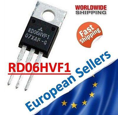 2pcs X IRLZ44N IRLZ44 transistor power mosfet to-220 envío rápido desde España