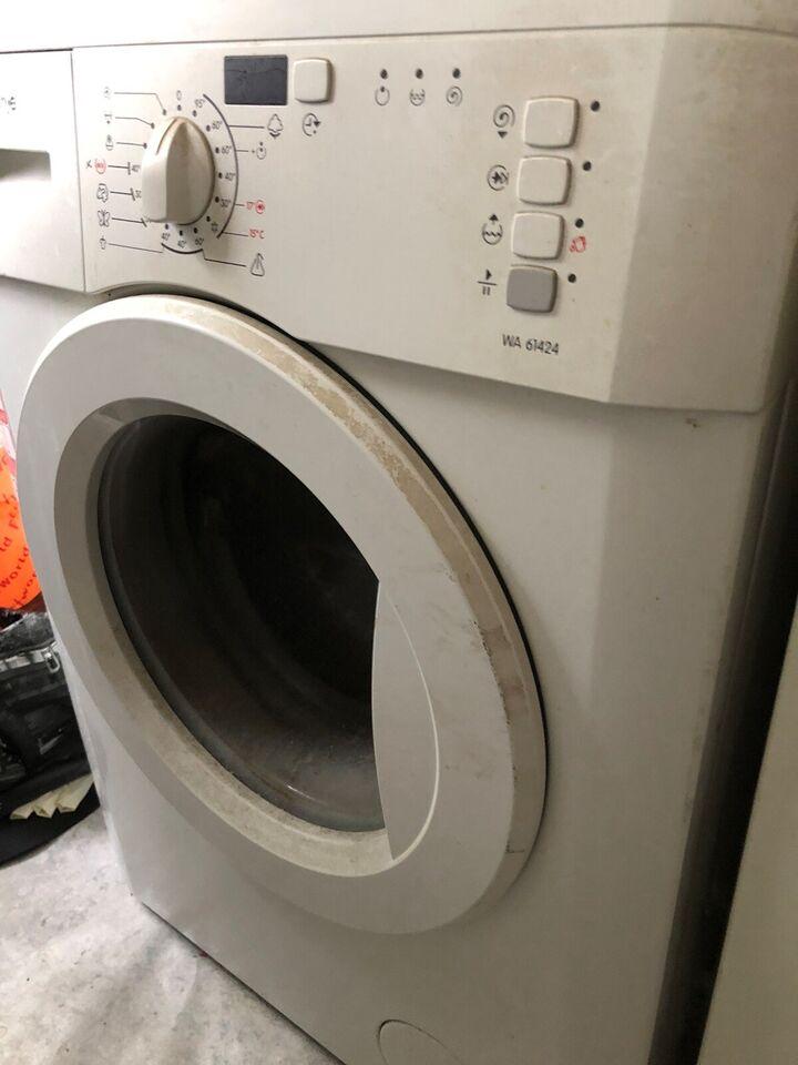 Gorenje vaskemaskine, WA 61424, frontbetjent