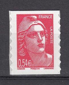 STAMP-TIMBRE-FRANCE-N-3977-MARIANNE-DE-GANDON-ISSUS-DE-CARNET