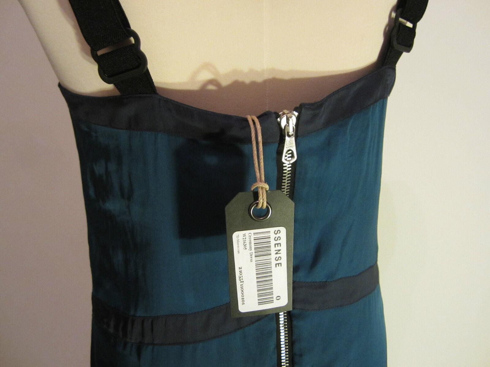 NEW NWT RAG & BONE Women's Formal Dress Size Size Size 0 bluee Ceremony GORGEOUS Minty   80ba25