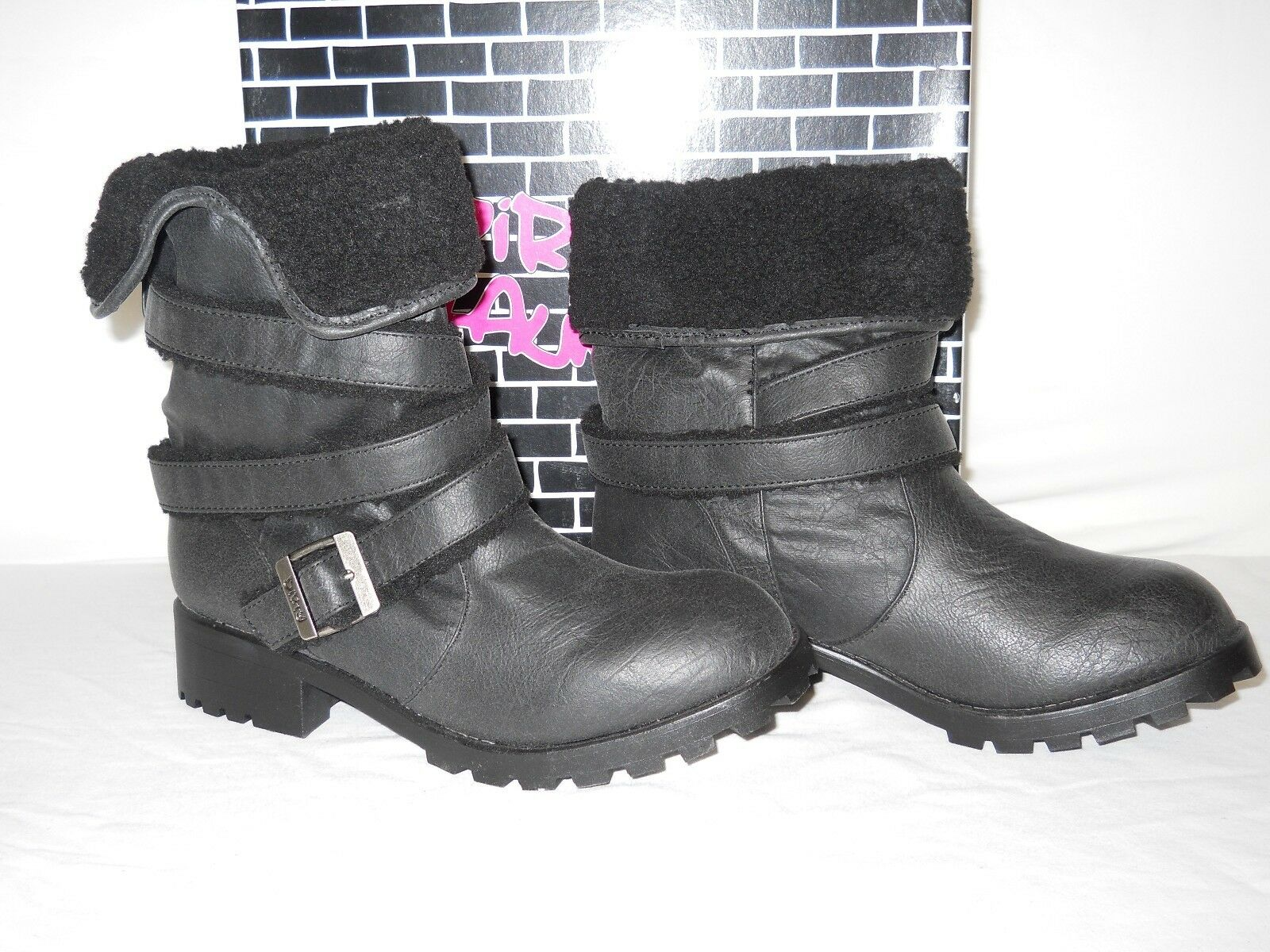 Dirty Laundry New Womens Teela Vintage Black  Boots 10 M Shoes