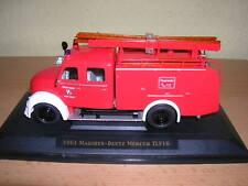 Yatming  1961 Magirus-Deutz Mercur TLF16 Feuerwehr Selbitz Fire Fighter 1:43