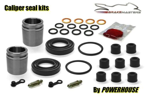 Kawasaki Z1000 Z1R front brake caliper piston seal rebuild repair kit D1 1978
