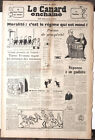 Le CANARD ENCHAINE numero 2215 du 3 avril 1963