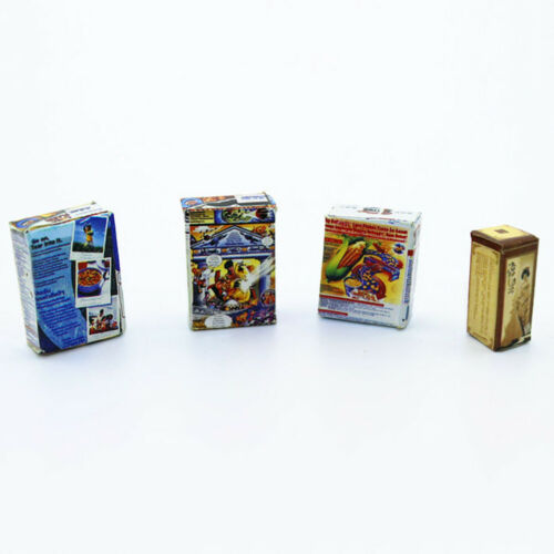 1:12 Miniature Dollhouse Food Milk Diy Home Mini Decoration Supply T tx