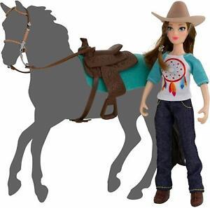 Breyer-Freedom-Series-Classics-Natalie-Cowgirl-Doll-5-Piece