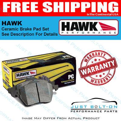 Hawk Performance HB764Z.628 Brake Pad