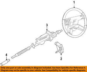 chrysler oem steering column coupling 5057616ad ebay