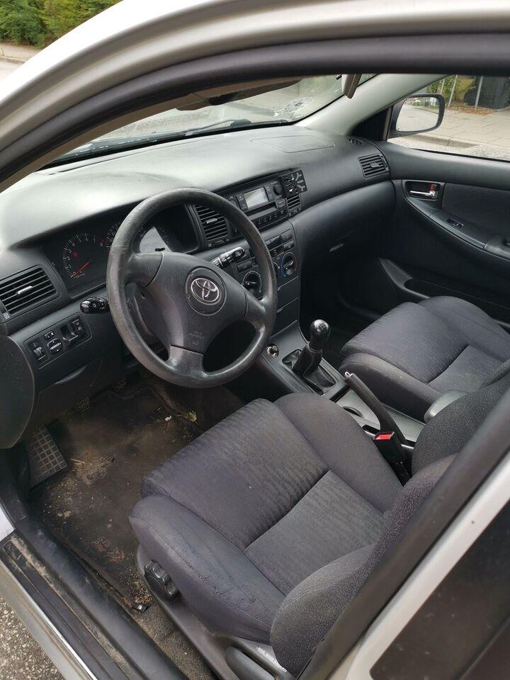 Toyota Corolla, 1,6 VVT-i Terra, Benzin