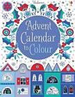 Advent Calendar to Colour by Usborne Publishing Ltd (Hardback, 2015)