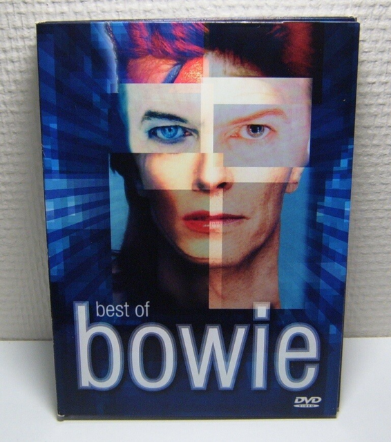 David Bowie: Best Of Bowie (2xDVD), rock, To DVD set med…