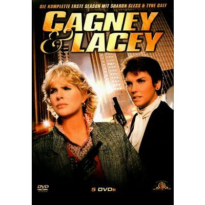 Cagney & Lacey - 1. Season (5 DVDs) FOX