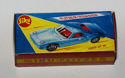Ford GT 40 Reprobox Siku V 296