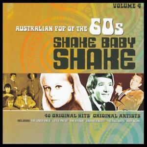 60-039-s-2-CD-SHAKE-BABY-SHAKE-AUSTRALIAN-POP-OF-THE-60-039-s-Volume-4-NEW
