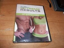 (2) 6 Week Body Makeover Extreme Results Advanced Fat Burning Workout DVD's NEW