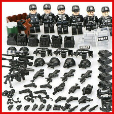 Custom SWAT ARMY MILITARY MOC POLICE Shield for LEGO Minifigure! Limited