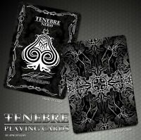 Tenebre (nero) Playing Cards