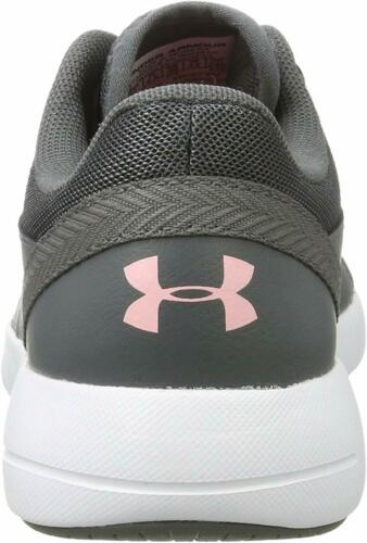 Under Armour UA Women/'s Squad Running Shoes Trainers New Grey