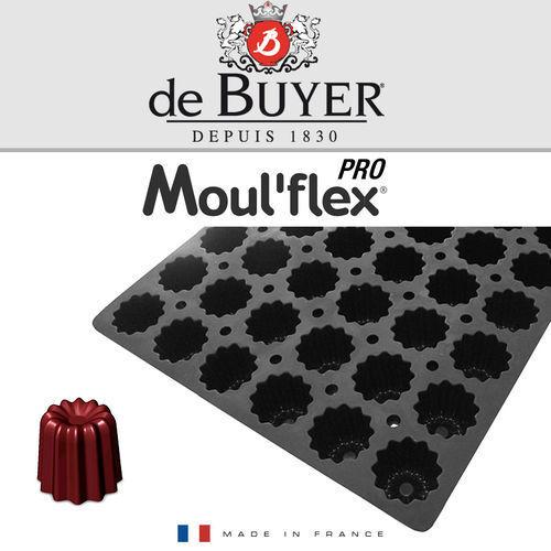 Buyer - Moul'flex Pro - Canneles Bordelais - 54 Produits De Boulangerie