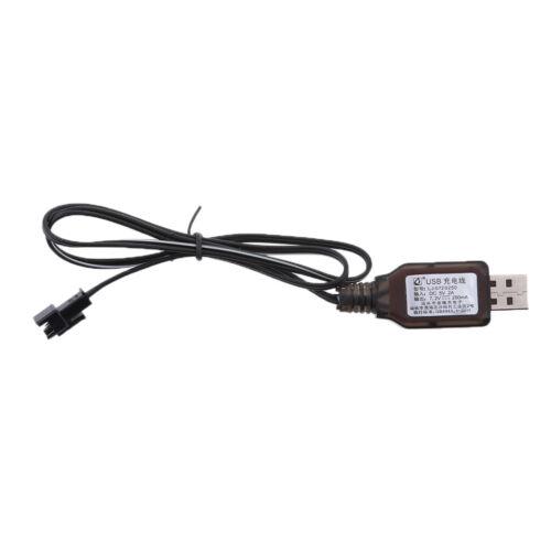 USB Ladegerät Kabel für 7,2V Nimh Batterie