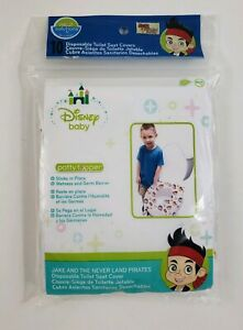 Disney-Potty-Topper-Package-10-Disposable-Toilet-Seat-Covers-Toddler-Jake-Pirate