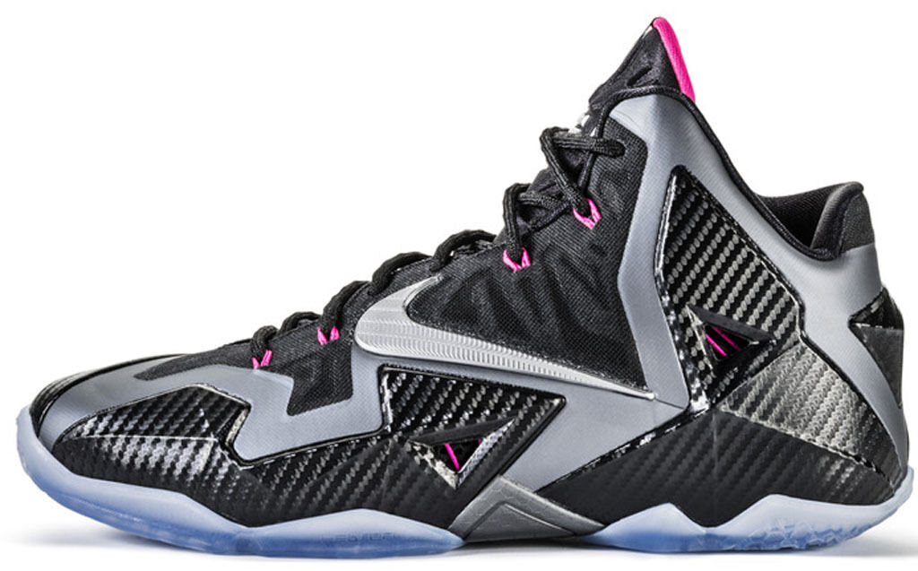 Nike LeBron 11 XI Miami Nights Size 13. 616175-003 bhm all star kyrie what the