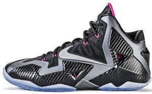 3991fdd7cd63 Nike LeBron 11 XI Miami Nights Size 13. 616175-003 bhm all star ...