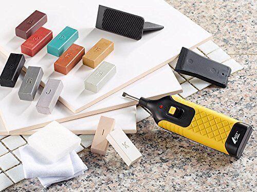 Kit riparazione pavimenti in piastrelle tegole per graffi buche