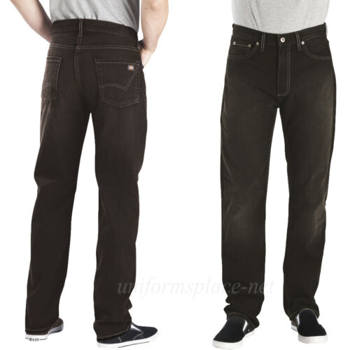 POCKET Denim WORK pants DD010 Indigo Dickies Jeans Mens SLIM STRAIGHT FIT 5