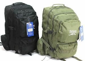 New-Large-63-Liter-Travel-Rucksack-Backpack-Camping-Hiking-Festival-Luggage-Bag