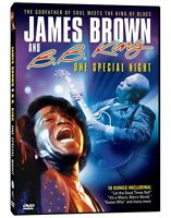 James Brown And B.b. King - One Special Night (dvd) Rare