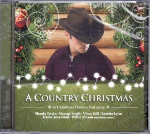 various artists country christmas a uk import cd new - Country Christmas Cd