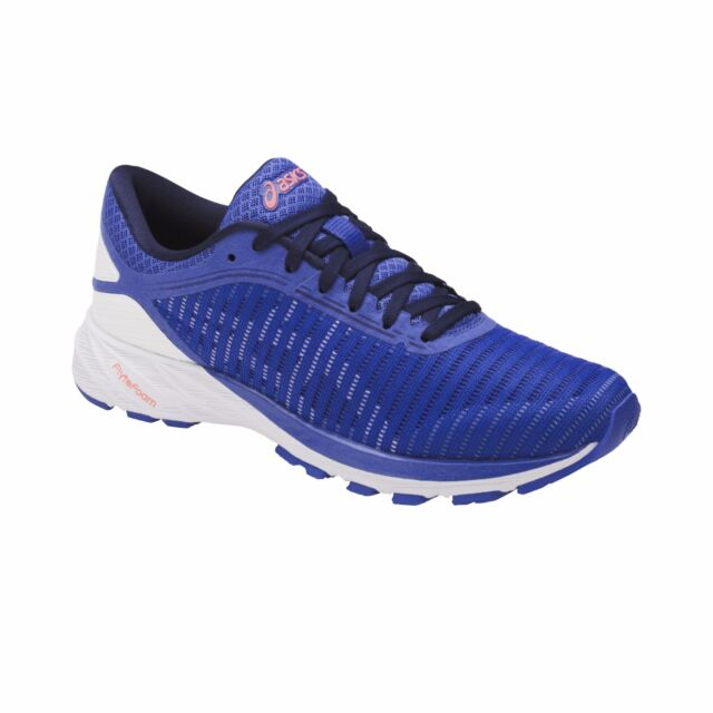 ASICS DYNAFLYTE 2 Women's Scarpe Donna Running BLUE PURPLEWHITE T7D5N 4801
