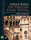 Unlocking the English Legal System by Rebecca Huxley-Binns (Paperback, 2017)
